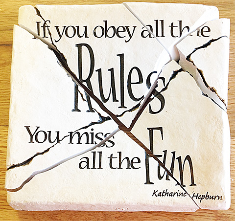 If you Obey all the rules....