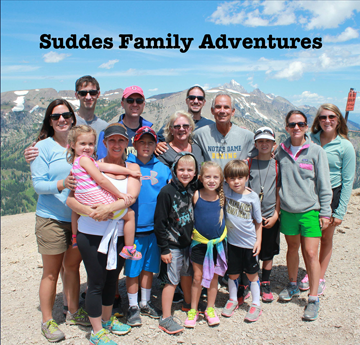 Suddes Family Vacation 2014